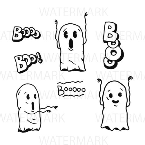 500x500 Ghost Jpgstock