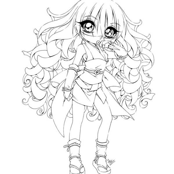 600x600 Cute Girl Coloring Pictures Coloring Pictures Cute