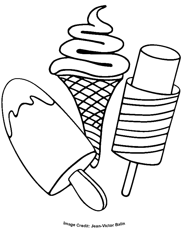 628x796 Innovative Cute Ice Cream Coloring Pages Following Minimalist