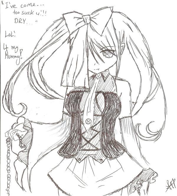 600x664 Cute Vampire Girl 4 Mommy By Angelthemerman