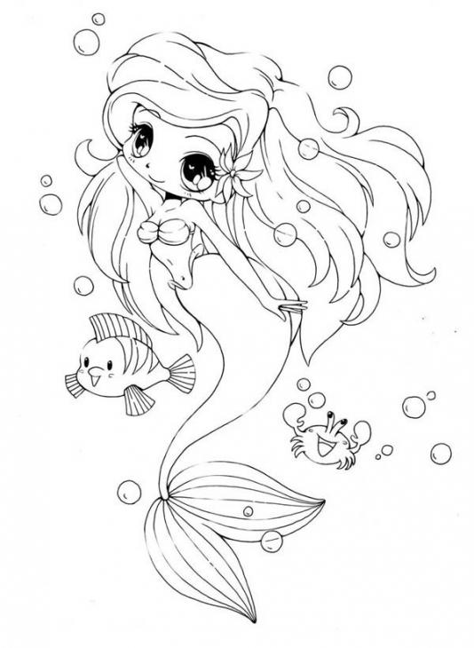 534x730 Pin By Kawaii Lollipop On Dolly Creppy Mermaid