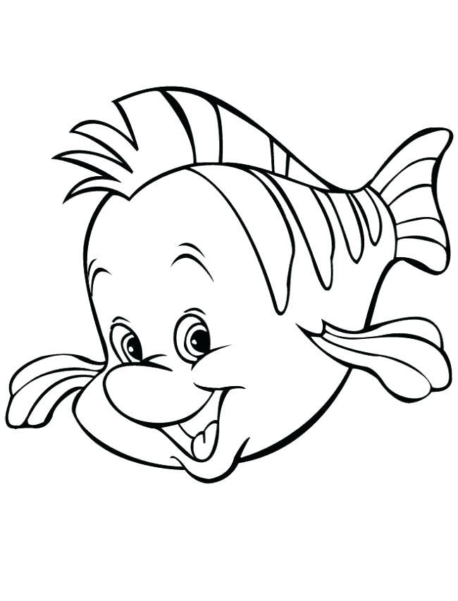 Cute Mermaid Tail Drawing at GetDrawings | Free download