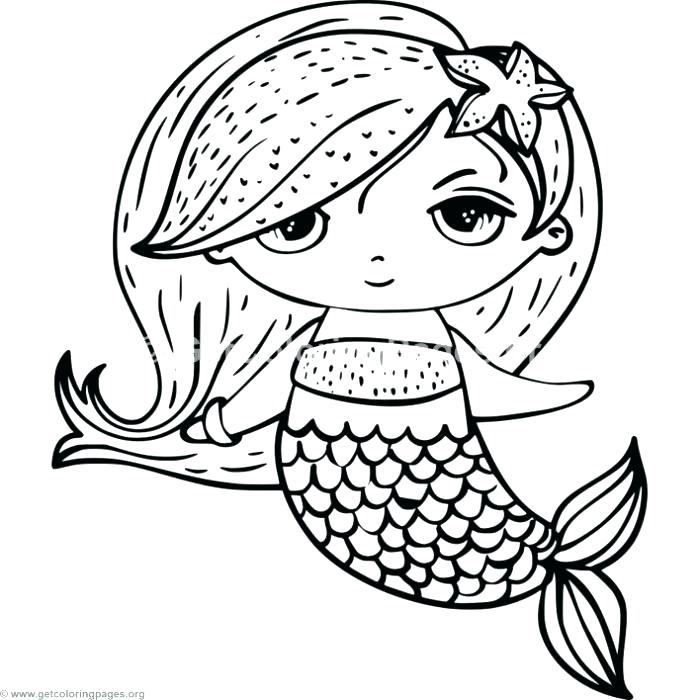 Cute Mermaid Tail Drawing at GetDrawings