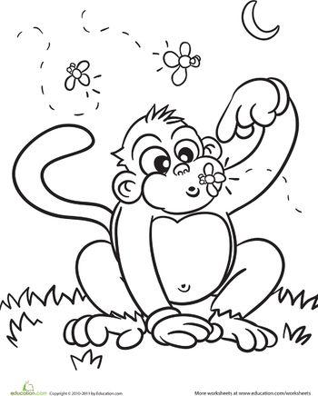 350x436 Best Monkey Drawing Cute Ideas On Monkey Drawing