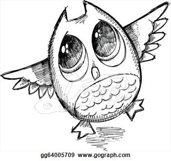 350x329 22 Best Owls Images On Barn Owls, Drawings Of Owls