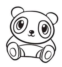 215x234 Image Result For Cute Drawings Of Pandas Doodles Drawings