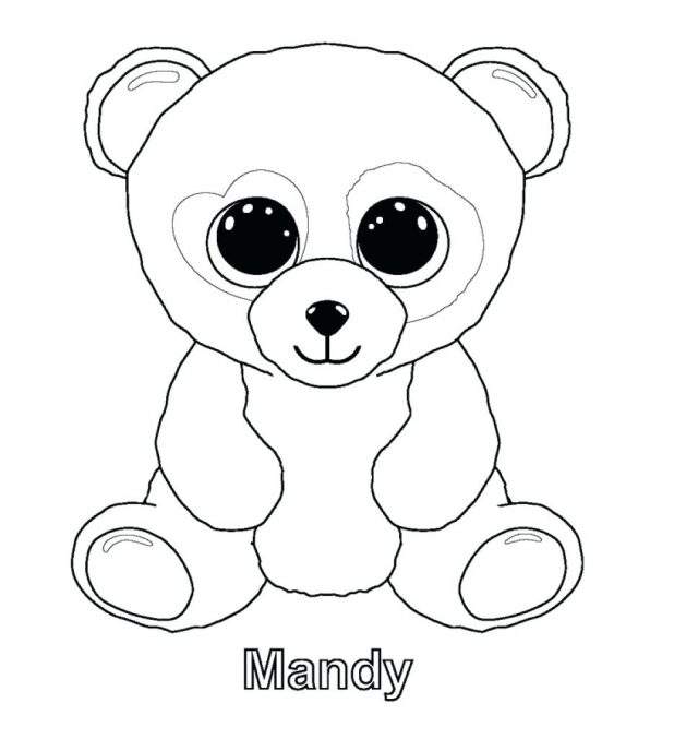 618x677 Top 25 Free Printable Cute Panda Bear Coloring Pages Online. Nick