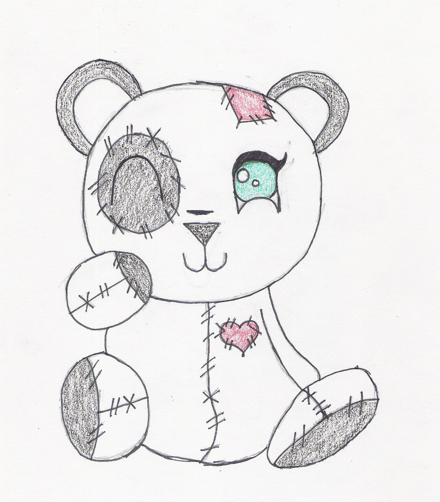 900x1027 Plushie Panda By Xx Random Love Xx