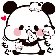 236x236 Funny Kamio Mochi Panda Cubs A5 Notepad Exercise Book I'M