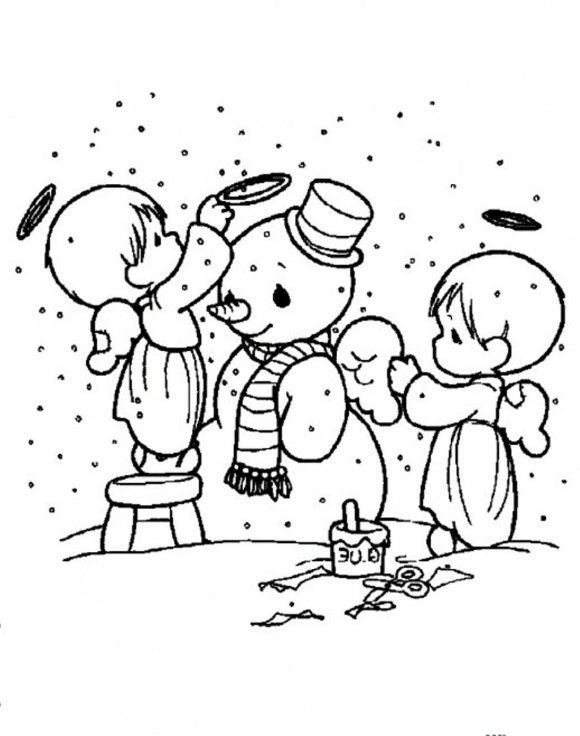 Cute Snowman Drawing At Getdrawings Com Free For Personal