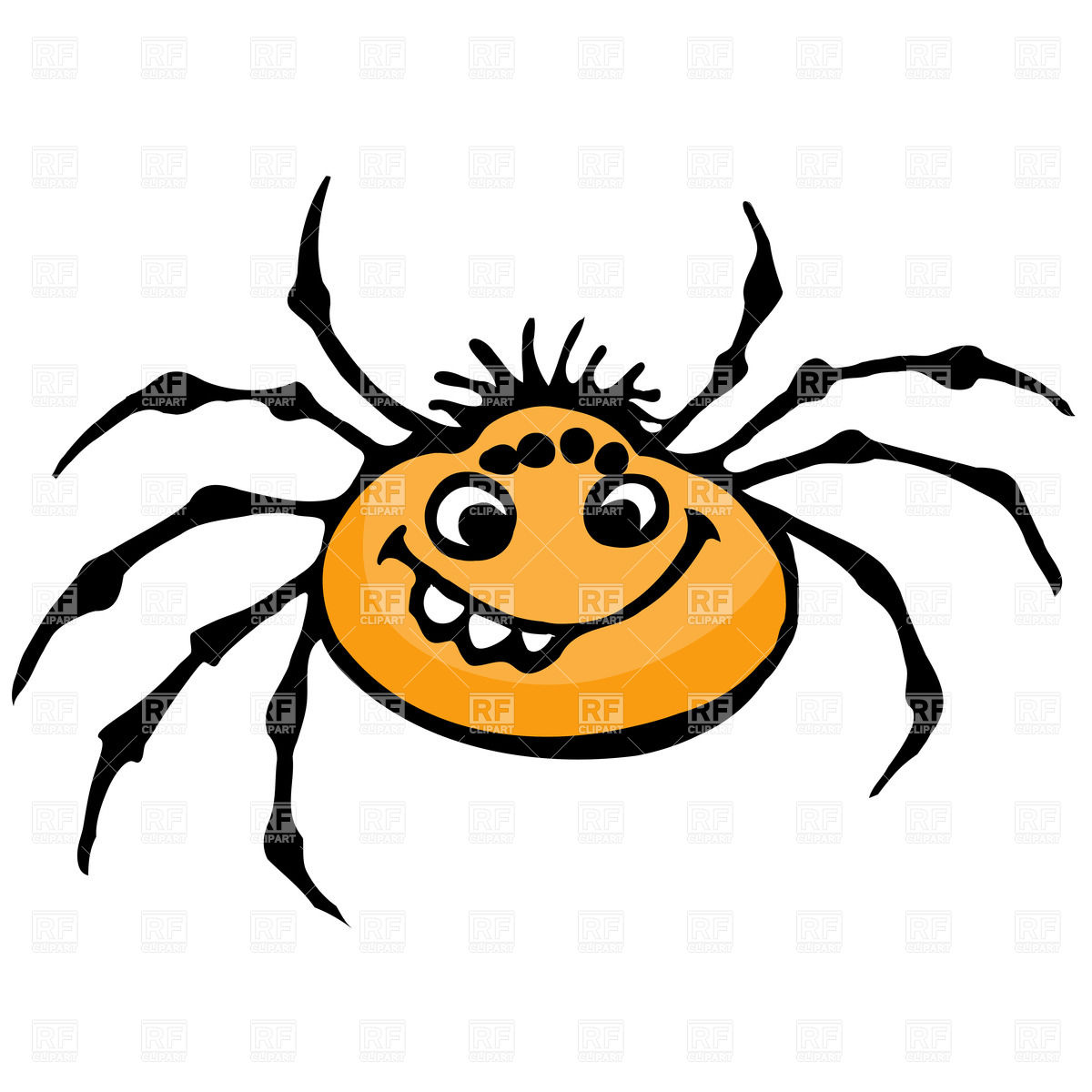 Cute Spider Drawing at GetDrawingscom Free for personal use Cute