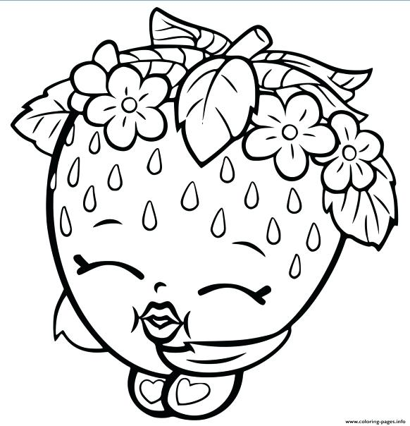 Cute Strawberry Drawing at GetDrawings.com | Free for personal use ...