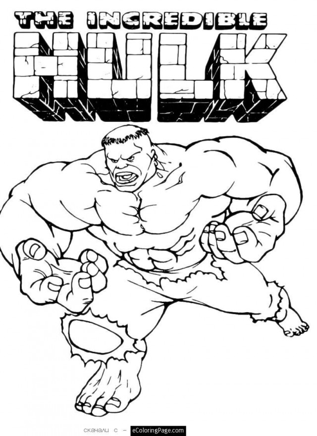 640x880 The Hulk Colouring Activity Sheet Ece Coloring Activity Sheet