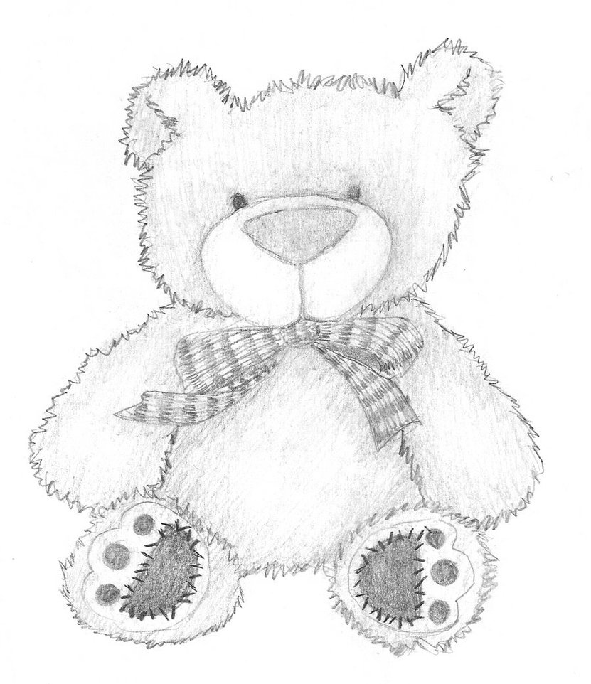 831x962 my cute teddy bear by choco latte23 on DeviantArt