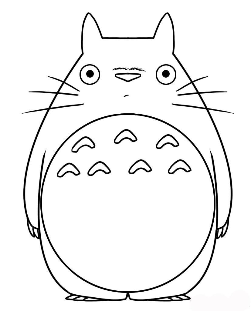827x1026 Make Totoro Teddy Handmade Cute Totoro My Neighbor Totoro