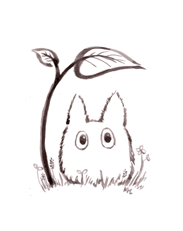 1191x1500 Pin By Sakura Gonzalez On Totoro Totoro