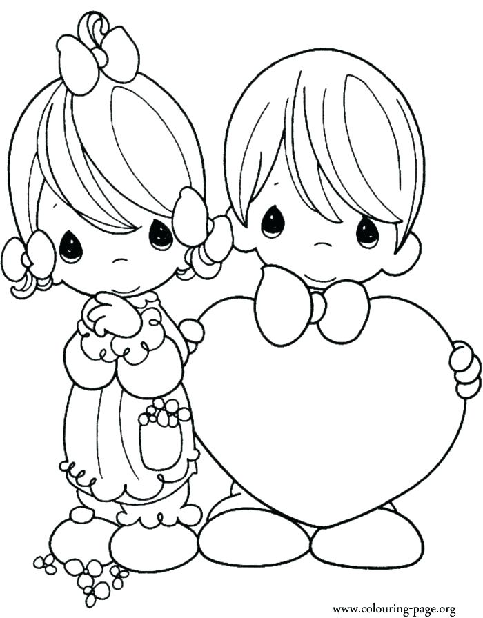 700x896 Cute Valentines Day Coloring Pages Cute Valentines Day Coloring