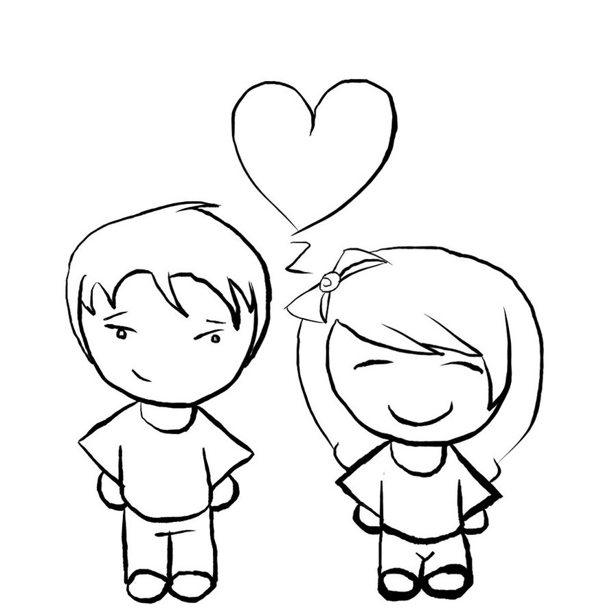 Cute Valentines Drawing At Getdrawings Com Free For Personal Use