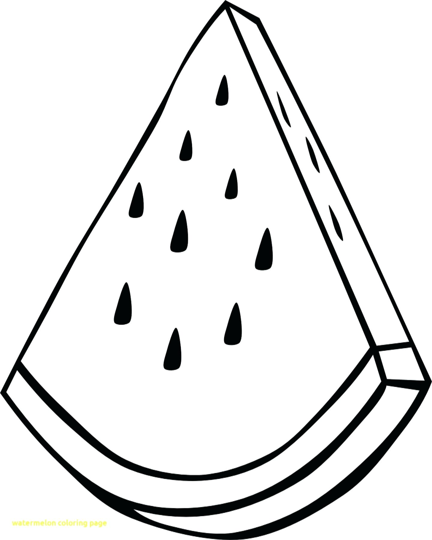 1440x1800 Coloring Pencil Coloring Page Watermelon With Cool. Pencil