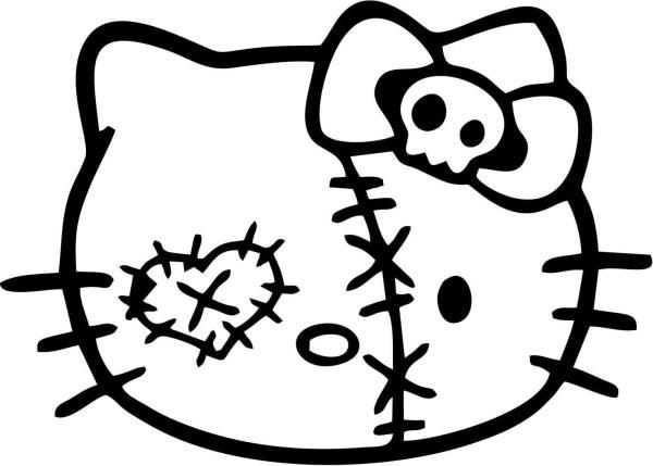 600x429 Hello Kitty