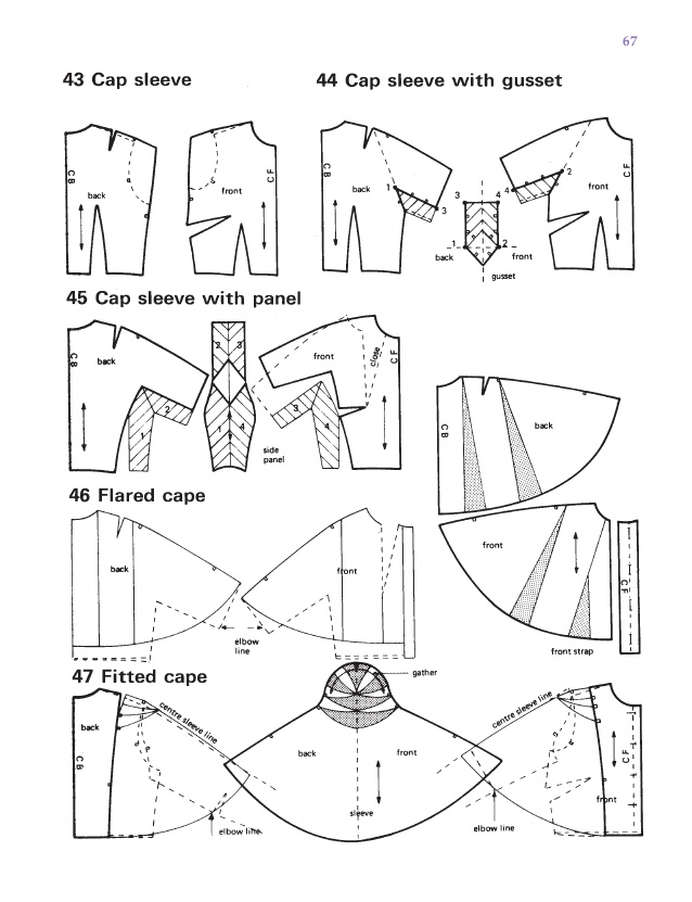 Cutting drawing at getdrawings free for personal use cutting 638x831 metric pattern cutting womenswear winifred aldrich fandeluxe Image collections