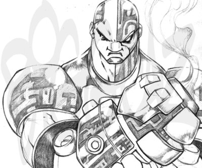 400x333 Cyborg By Biggcaz