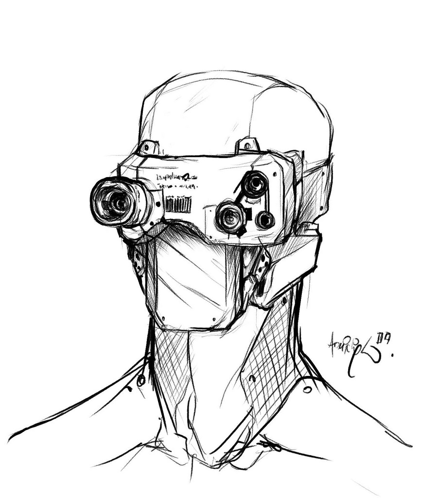 870x1024 The World's Most Recently Posted Photos Of Cyborg And Pencil