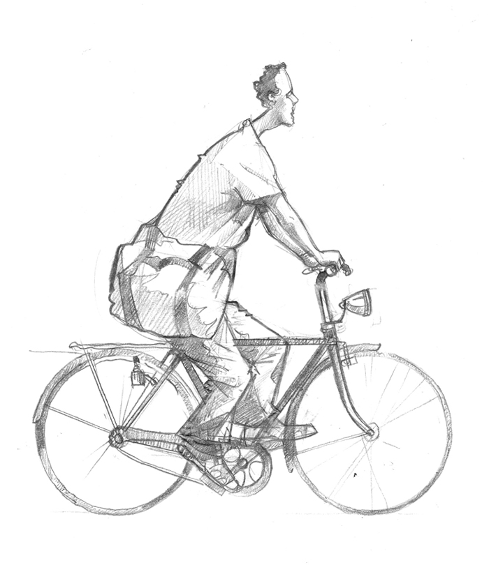 Cycle Drawing