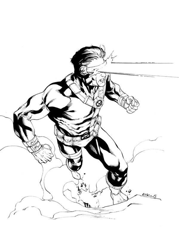 Cyclops Drawing