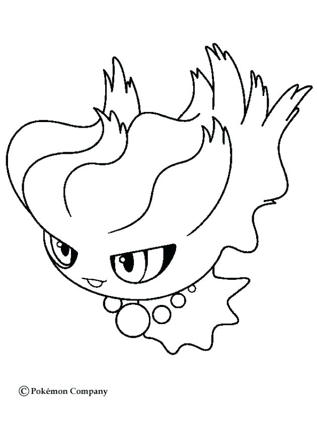 630x850 Pokemon Coloring Pages Cyndaquil Free Coloring Page Coloring Pages