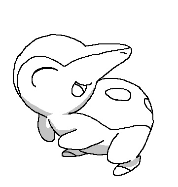 Cyndaquil Drawing at GetDrawings.com | Free for personal use ...