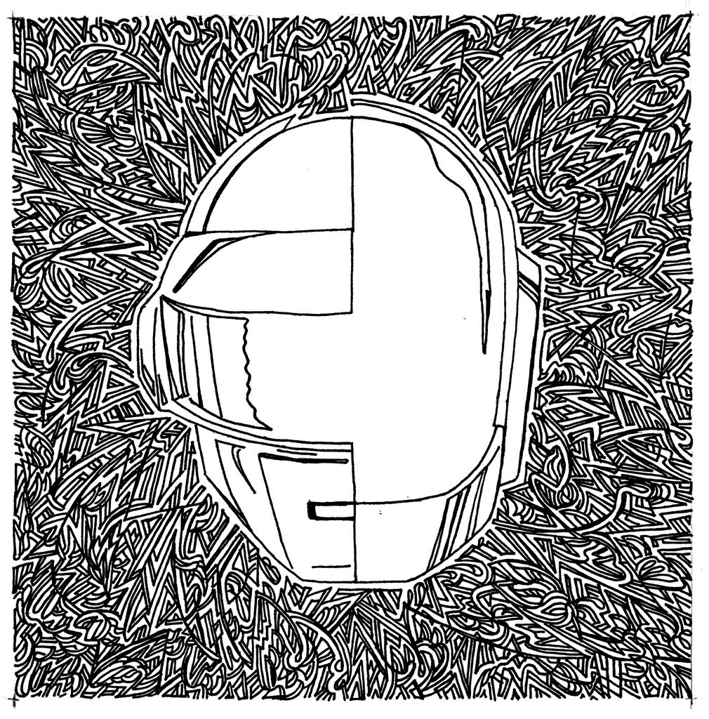 1010x1024 Daft Punk Lt3 Daft Punk Helmets Lt3 So Excited Obviously