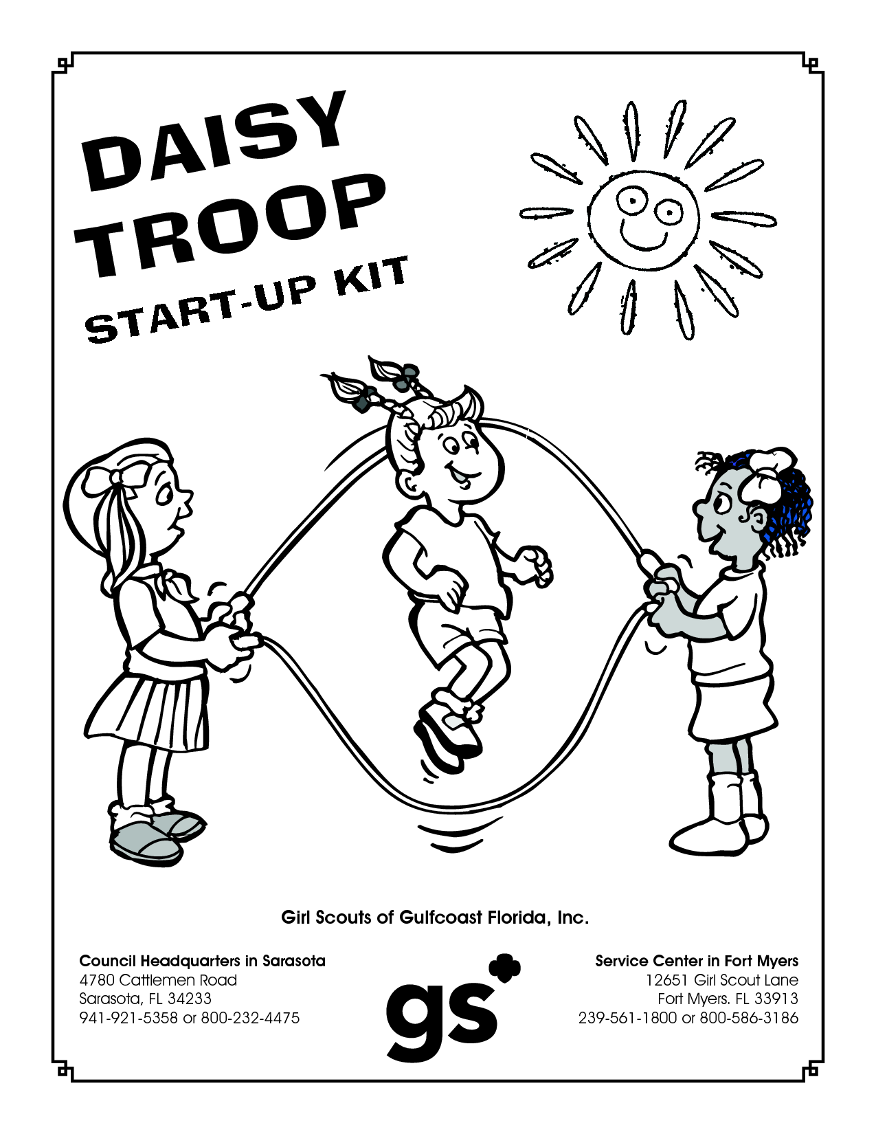 1275x1650 Daisy Troop Startup Kit. This Is Awesome! Wish I Had Seen This 4
