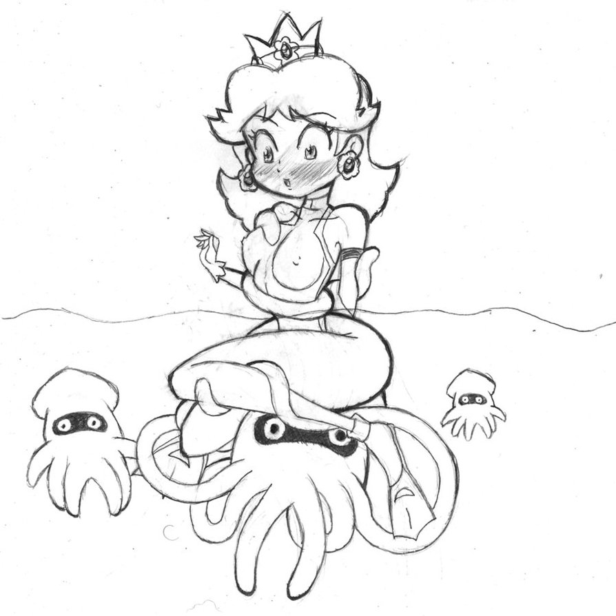 894x894 Princess Daisy Coloring Pages Line Drawings Online Princess Daisy