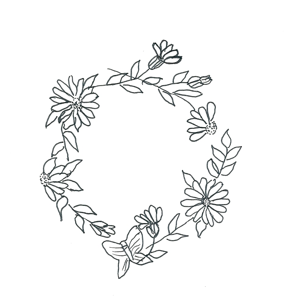 Daisy Chain Drawing at GetDrawings com | Free for personal