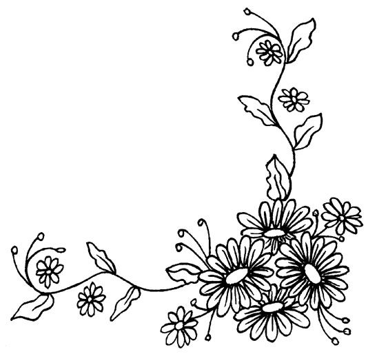 Daisy Chain Drawing At Getdrawings Com