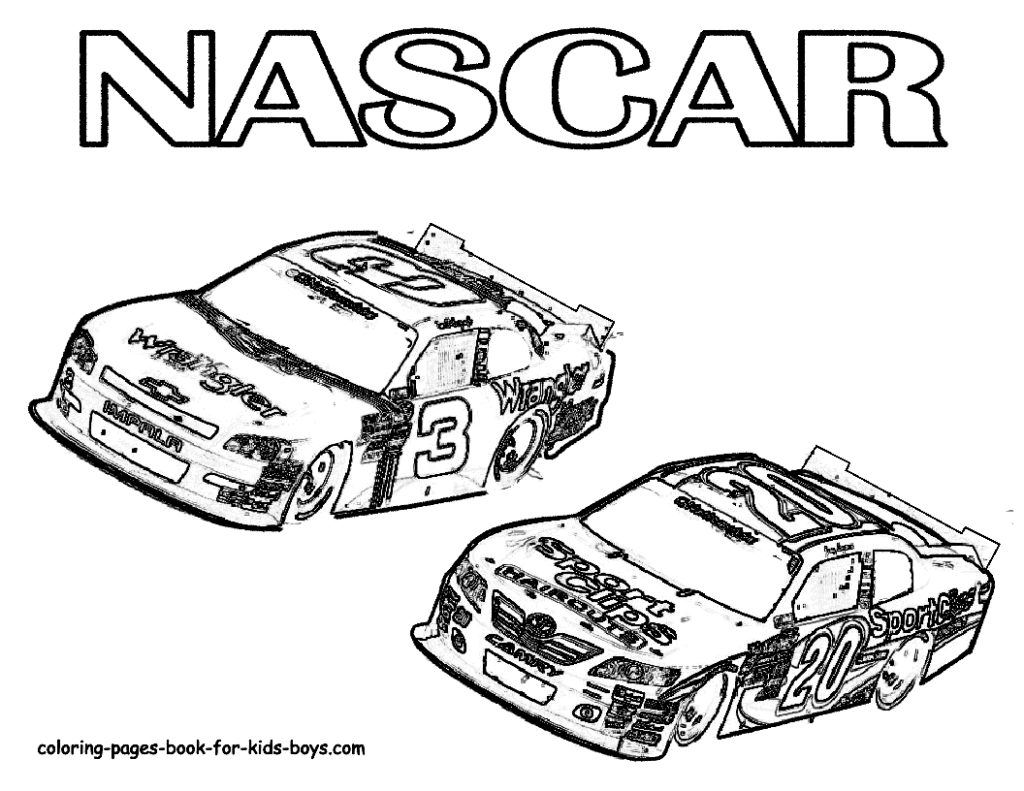 1024x791 Nascar Coloring Pages To Print Coloring Of Nascar Dale Earnhardt