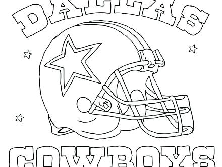 Dallas Cowboys Logo Drawing