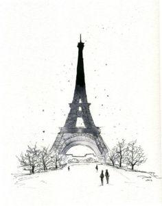 236x301 Acrylic Eiffel Tower Painting Art Ideas Eiffel