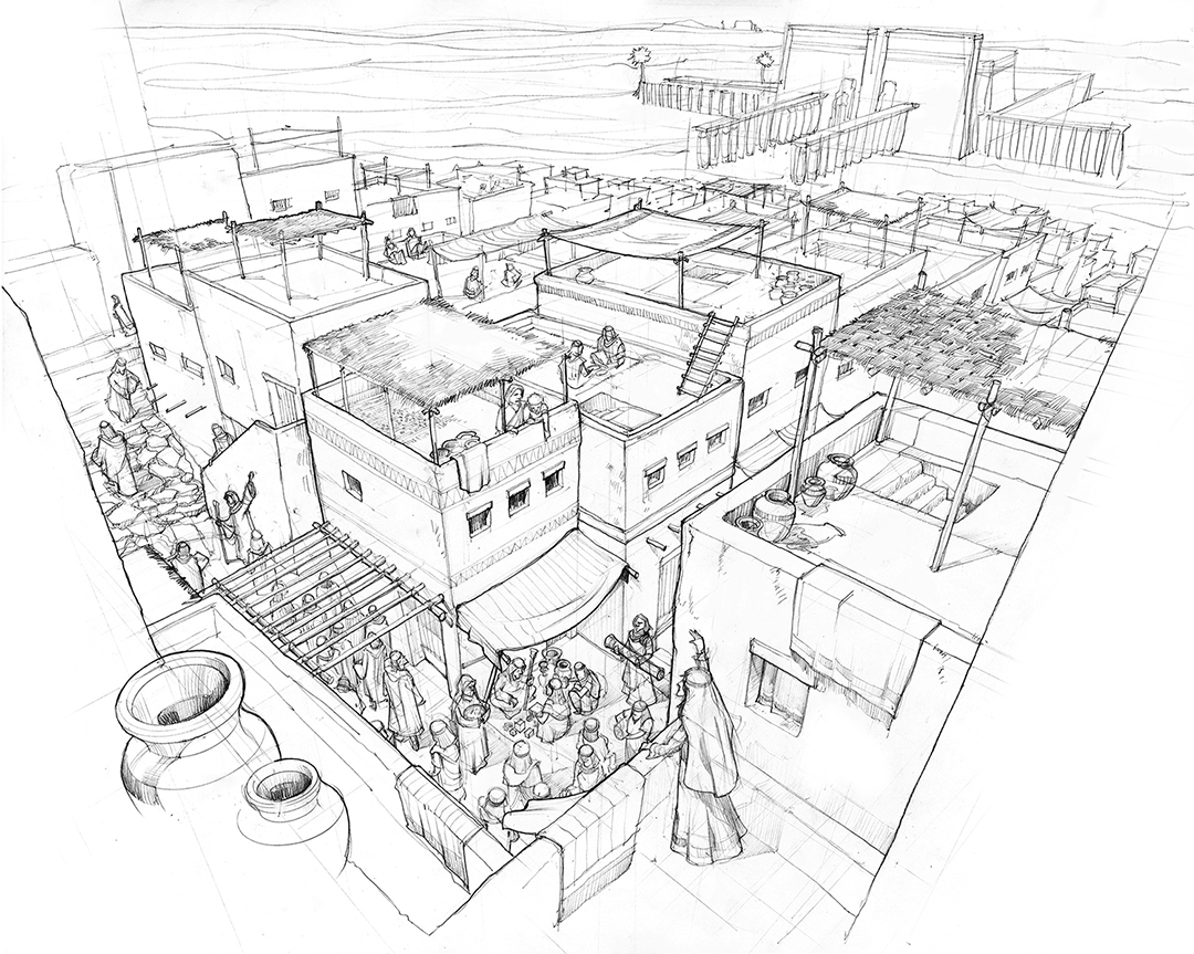 1080x863 Architecture Sketch Blog Architecture Sketches