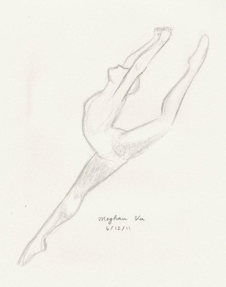 793x1008 Dancer Sketch I Did! Art Work Dancers, Sketches