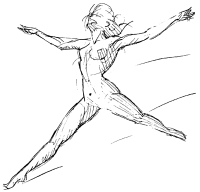 400x384 Female Figure Drawing Methods And Techniques For Beautiful