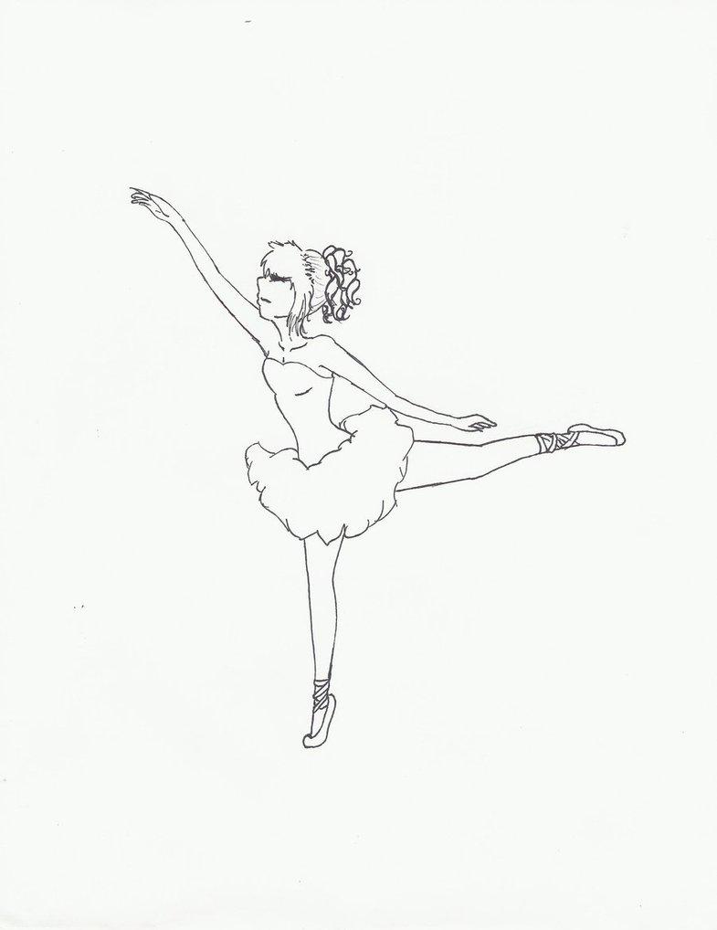 785x1018 Megans Dance Line Art By Yoiagirl23