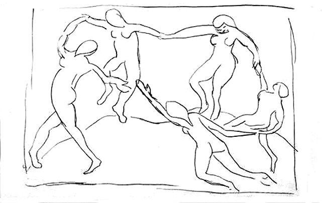 641x405 Review Matisse Drawings [Art]seen