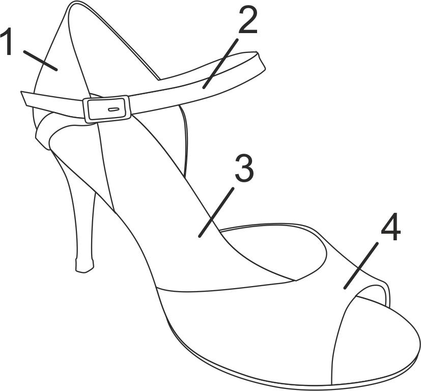 827x768 Linda Womens Dance Shoes Mr Tango Shoes