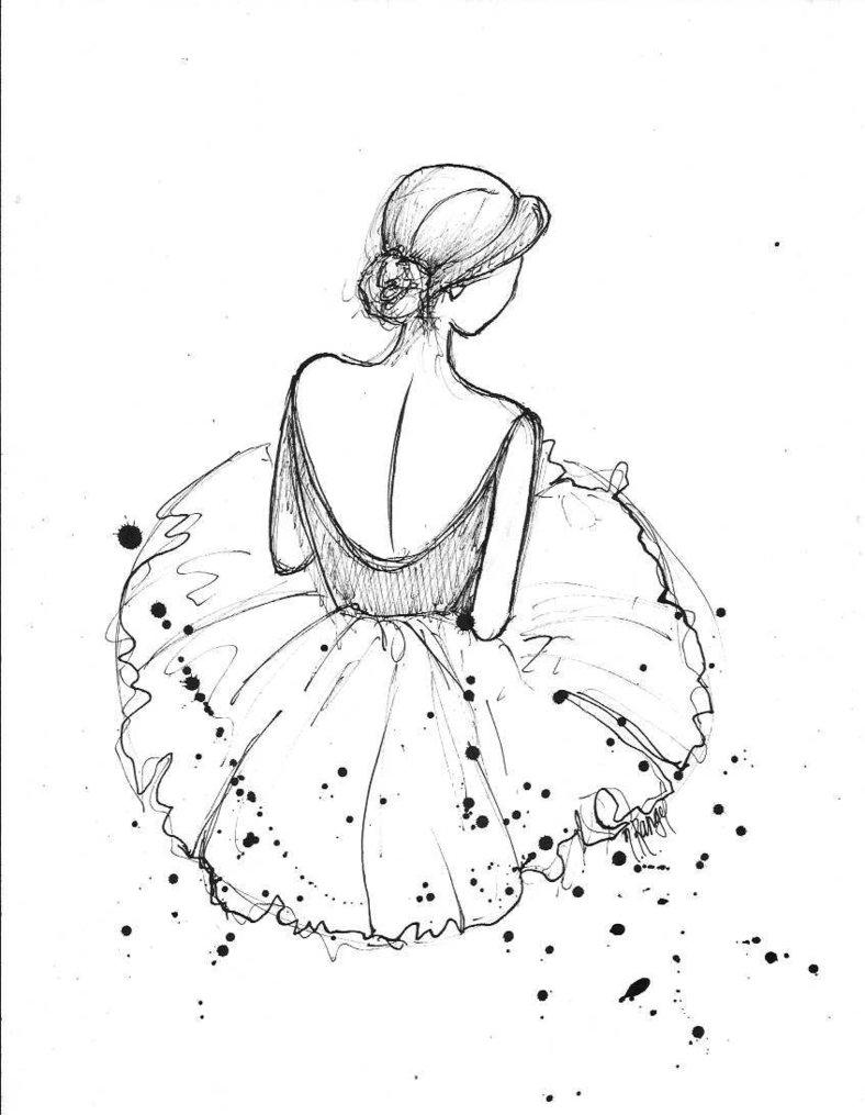 788x1015 Ballet Dancer By Nrangel
