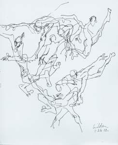 244x300 Hubbard Street Dancers