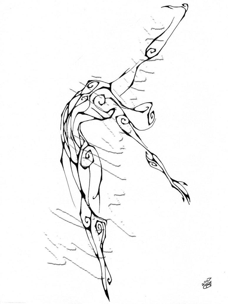 775x1031 Inkblot Dancer Extension By Chimeradreams