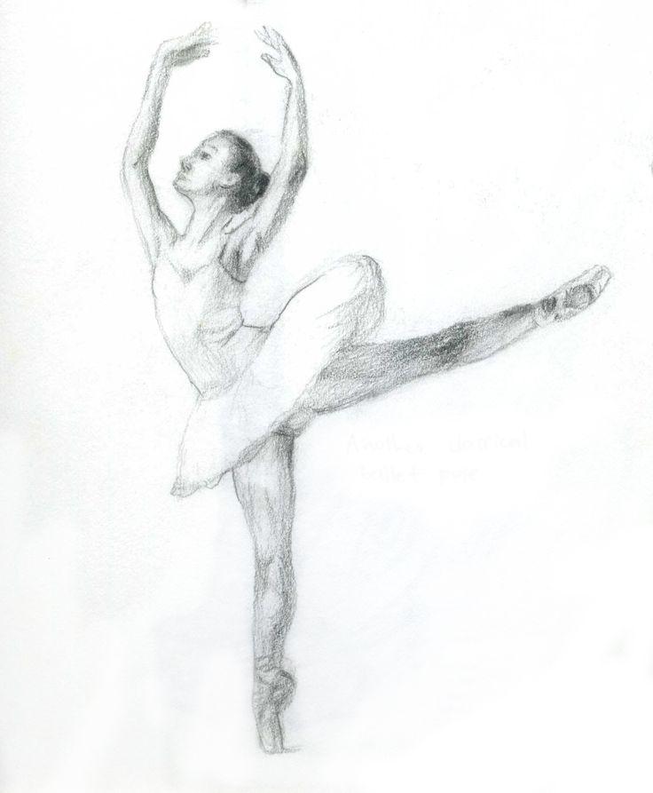 736x893 Pencil Drawings Of Dancers 25 Trending Ballerina Sketch Ideas