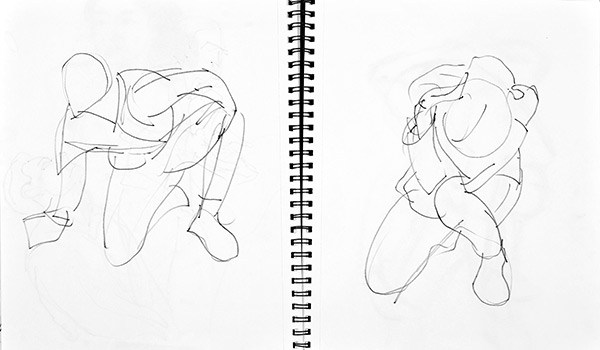 600x350 Figure Drawing Quick Poses Archives